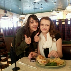 Photo taken at McAlister's Deli by Ted M. on 12/30/2012