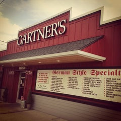 Photo taken at Gartner's Country Meat Market by Laura J. on 3/22/2013