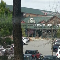 Photo taken at Bass Pro Shops by Erica L. on 3/24/2013