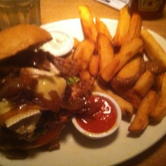Photo taken at The Burger Joint by Marine L. on 2/1/2013