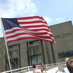 Photo taken at Boston Harbor Cruises by Karla B. on 7/8/2013