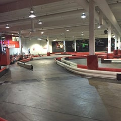Photo taken at K1 Speed by David P. on 11/3/2014
