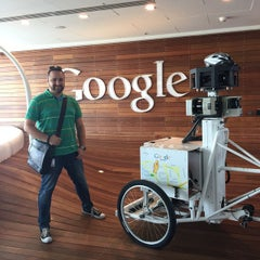 Photo taken at Google by Hillel F. on 6/17/2015