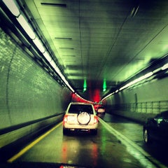 Photo taken at Fort McHenry Tunnel Toll Plaza by Danial M. on 12/26/2012