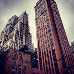 Photo taken at Residence Inn New York Manhattan/Times Square by Danial M. on 12/27/2012