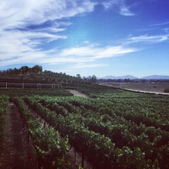 Photo taken at Doffo Winery by Jason G. on 8/1/2015