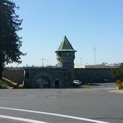 Photo taken at Folsom State Prison (FSP) by Michael S. on 6/7/2014