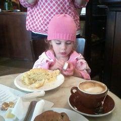 Photo taken at Pravda Café by Natalie C. on 2/9/2014