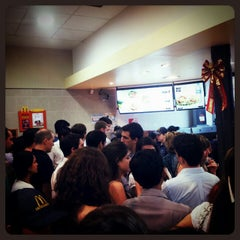 Photo taken at McDonald's by Pablo Alejandro C. on 12/21/2012