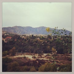 Photo taken at Gabrielino Trail Head by Lici D. on 11/23/2013