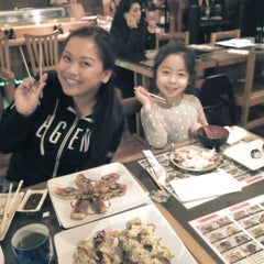 Photo taken at Fusion Sushi by G on 1/12/2015