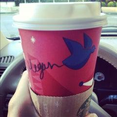 Photo taken at Starbucks by Megs on 11/1/2012