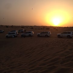 Photo taken at Safari Desert Camp by TheodoreP on 4/19/2015