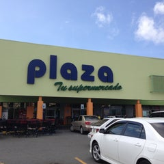 Photo taken at Supermercado Plaza Somos Guayama by Kar on 5/4/2013