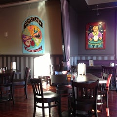 Photo taken at Mellow Mushroom by Paul T. on 3/27/2013