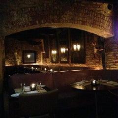 Photo taken at Mercer Kitchen by John C. on 10/27/2012