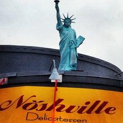 Photo taken at Noshville by John C. on 2/23/2013
