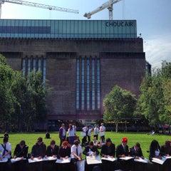 Photo taken at Tate Modern by John C. on 6/7/2013