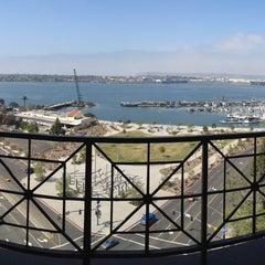 Photo taken at Embassy Suites San Diego Bay - Downtown by Sakinah J. on 4/22/2013
