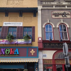 Photo taken at NOLA on the Square by Victoria C. on 6/29/2013