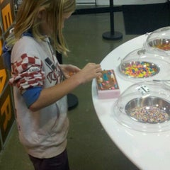 Photo taken at Lindt Factory Outlet by Stephen H. on 10/19/2012