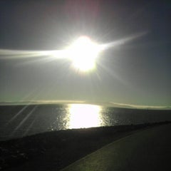 Photo taken at San Leandro Marina by Thoth N. on 9/16/2012