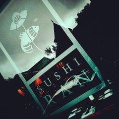 Photo taken at Sushi Ran by Teresa d. on 6/10/2013