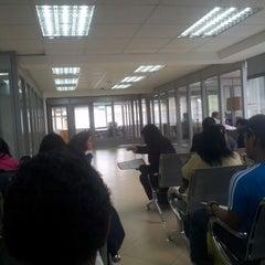 Photo taken at Ministerio de Relaciones Laborales by Alik P. on 1/28/2013