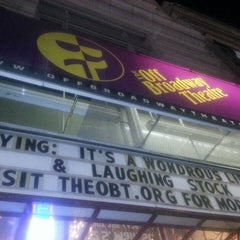 Photo taken at Off Broadway Theatre Inc. by Samira T. on 1/1/2014