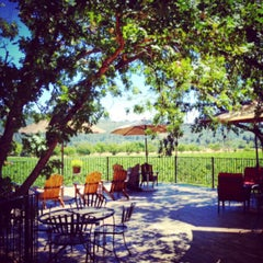 Photo taken at David Fulton Winery by Jason E. on 6/27/2014