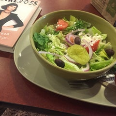 Photo taken at Panera Bread by Kate V. on 9/8/2015