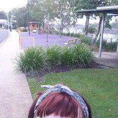 Photo taken at Riverside Parklands by ustupidbitch on 5/20/2014