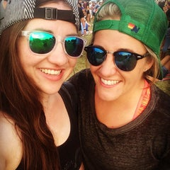 Photo taken at Austin City Limits Music Festival by HajarChi on 10/4/2015
