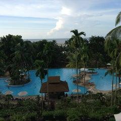 Photo taken at Bintan Lagoon Resort by Mae L. on 8/19/2013