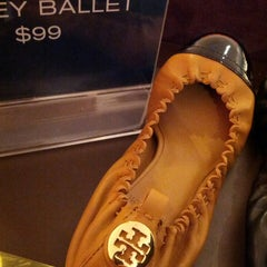 Photo taken at Tory Burch - Outlet by Sweet S. on 3/9/2013