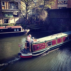 Photo taken at The Narrowboat by Gerhard B. on 5/2/2013