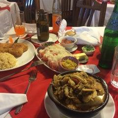 "Photo taken at Restaurant ""Donde el Gordito"" by Pri on 3/24/2015"