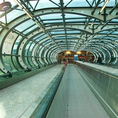 """Photo taken at Aeroporto di Milano Malpensa """"Città di Milano"""" (MXP) by Yusri Echman on 6/1/2013"""
