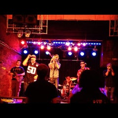 Photo taken at Capone's by Samantha on 10/20/2012