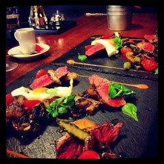 Photo taken at Cruzes Credo Café by Francisco H. on 12/3/2012