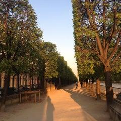 Photo taken at Jardin des Tuileries by Natalia M. on 4/25/2013