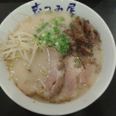Photo taken at Ramen Planet Mutsumiya (むつみ屋) by Jon S. on 6/5/2013
