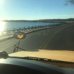 Photo taken at Oceanic Bridge by Jack D. on 11/21/2015
