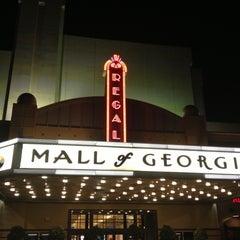 Photo taken at Mall of Georgia by Kristi F. on 11/6/2012