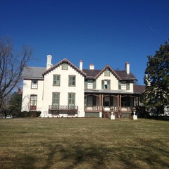 Photo taken at President Lincoln's Cottage by Laetitia B. on 2/18/2013
