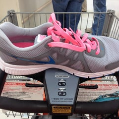 Photo taken at Academy Sports + Outdoors by Angie K. on 10/15/2013
