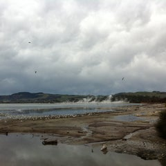 Photo taken at Rotorua by Ryoichi T. on 7/18/2015
