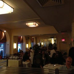 Photo taken at Cafe Luxembourg by John B. on 10/11/2012