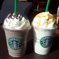 Photo taken at Starbucks by Eliza on 1/5/2013