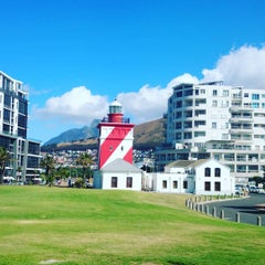 Photo taken at Green Point Lighthouse by Glany S. on 11/16/2015